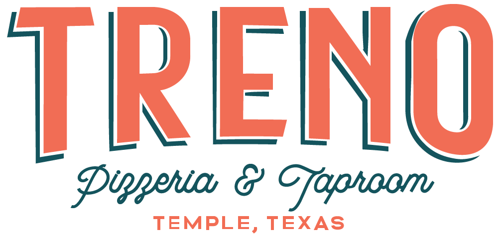 Treno Pizzeria and Taproom Logo