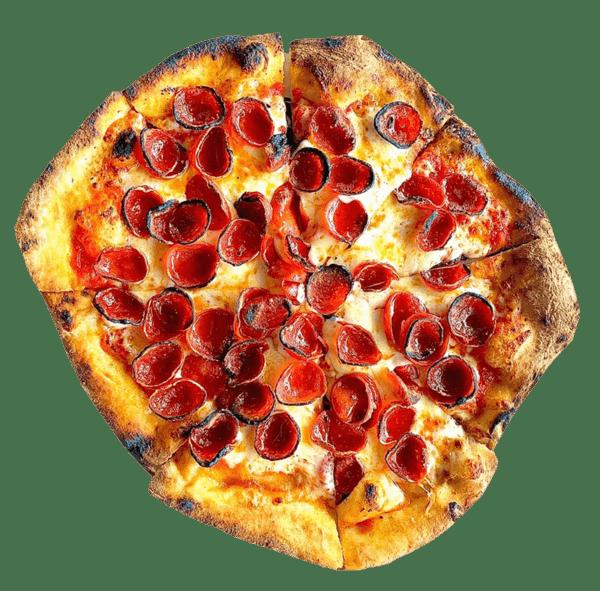 Premium Pies from Treno Pizzeria